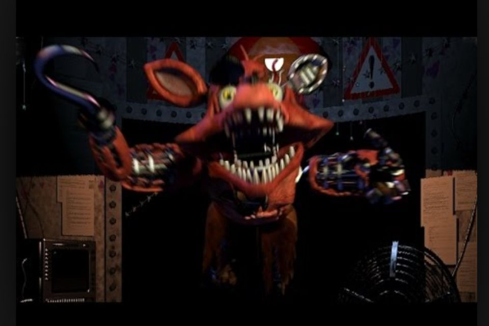 Five nights at freddy s facts and top 10 20s 10 foxy page 1