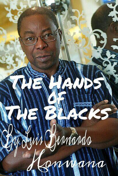 tha hands of the blacks by luis bernardo honwana
