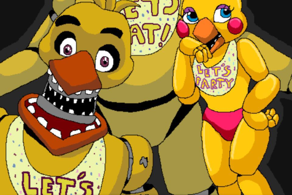 Five nights at freddy s facts and top 10 20s 18 withered chica