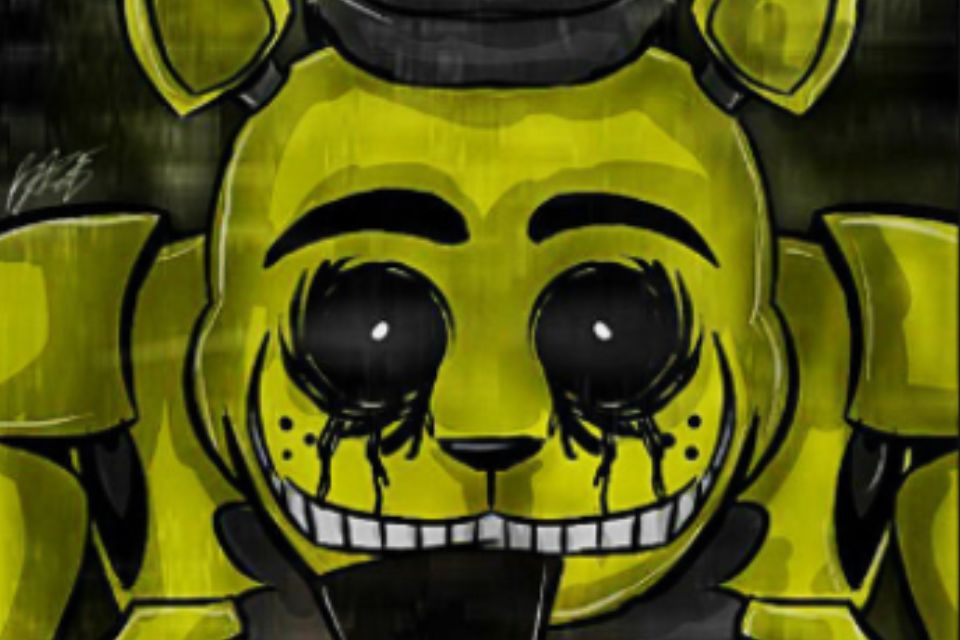 Five nights at freddy s facts and top 10 20s 15 withered golden