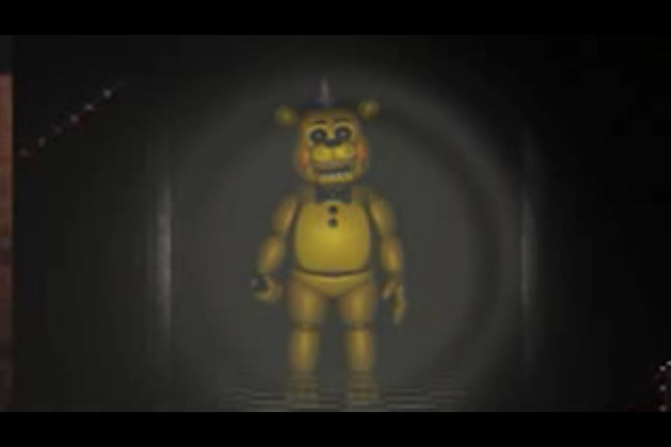 Five nights at freddy s facts and top 10 20s 8 golden freddy first